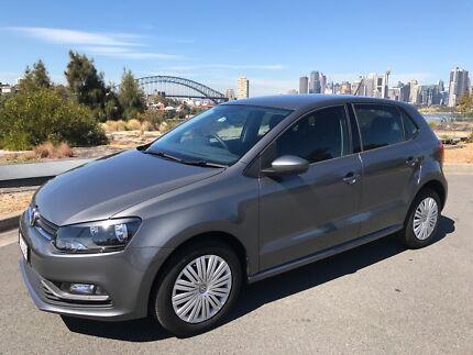 Volkswagen Polo 2015 66TSI Trendline