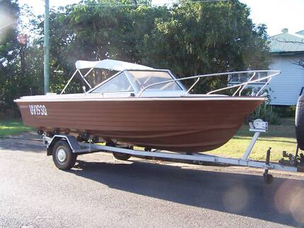 5 METRE (16ft) EASYRIDER RUNABOUT Zillmere Brisbane North East Preview