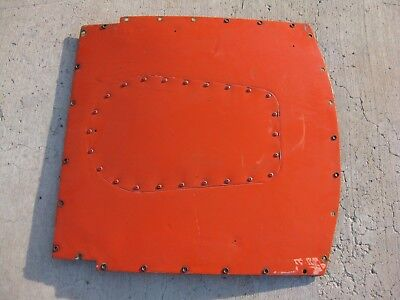 Bell Helicopter 212 412 Uh1n Door Panel 212 030 206 001 Used