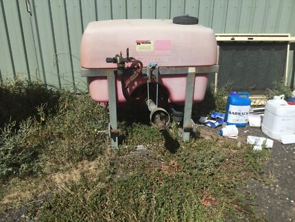 Silvan spray unit
