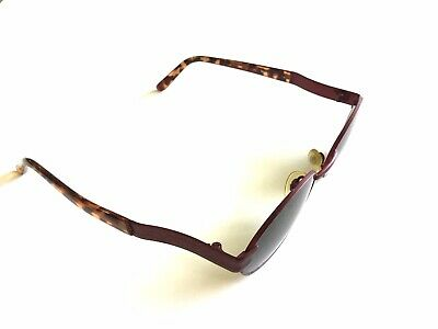 Byblus Sunglasses B638 Burgundy 3180  Optical (Vogue Optical Sunglasses)