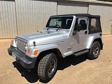 2006 Jeep Wrangler Convertible Kilkenny Charles Sturt Area Preview
