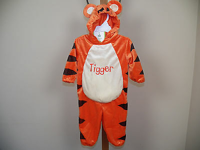 Disney Baby Tigger Halloween Costume Winnie The Pooh 3/6M Months **NEW W/ - 3 Month Halloween Costumes Baby