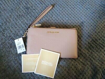 Michael Kors Wristlet, Dual Zip, Smartphone Wallet, Brand New, RRP £95