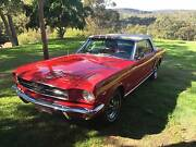 Mustang 1964 Ford Convertible Helena Valley Mundaring Area Preview