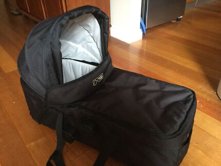 Mountain Buggy Swift Carrycot and Raincover