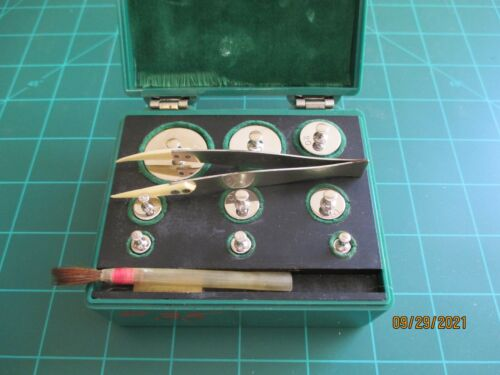 CALIBRATION WEIGHTS * AINSWORTH * 100 - 1 g