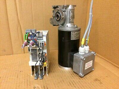 Lenze Motor W Controller D-32699 Extertal E82ev2512c 8200vector Inverter