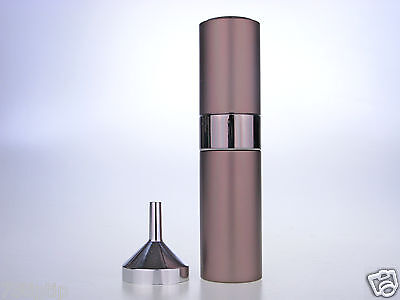 Twist-Up Spray Perfume/Aftershave Travel Atomiser ~ 10ml ~ Refillable