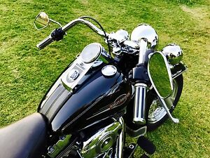 07 HARLEY DAVIDSON HERITAGE SOFTAIL CLASSIC The Vines Swan Area Preview