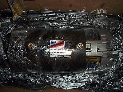 2334066 Clark Forklift Rebuilt Motor Dc