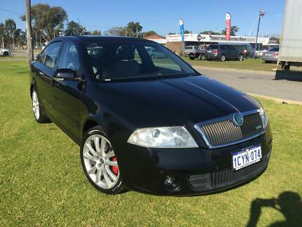 2008 Skoda Octavia  RS 6 speed Manual  **IMMACULATE ****