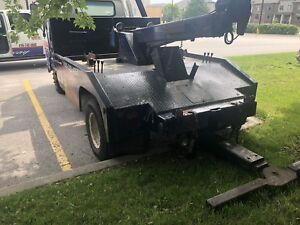 Tow truck for sale ASAP!