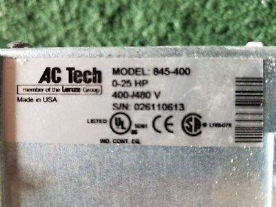 Ac Techlenze Model 845-400