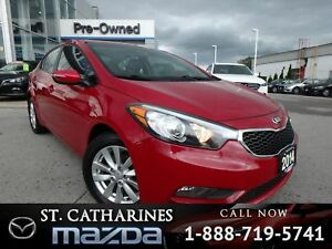 2014 Kia Forte 1.8L LX+ |$0 DOWN $54 WEEK w/Sunroof