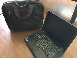 Lenovo Think Pad and Kenneth Cole Reaction case