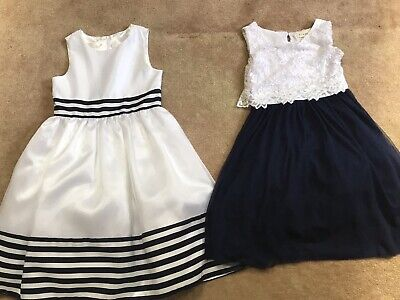 Two Beautiful Dresses For Girls Size 8](Dresses For Girls Size 8)