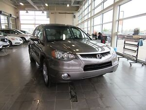 2008 Acura RDX LOW KMS, NAVIGATION, LEATHER, SUNROOF
