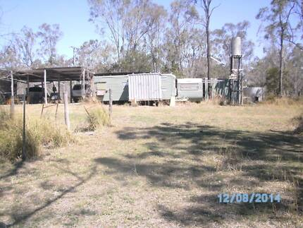 50 acre weekender in Proston QLD