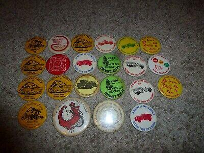 Bay-muster (22 Vintage Firefighter Buttons Morro Bay Muster Lodi Morgan Hill San Francisco )