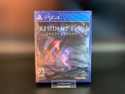 Resident Evil: Revelations (Sony PlayStation 4 / PS4) Brand New Factory Sealed!