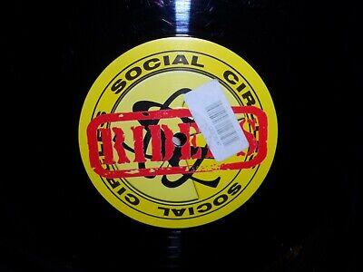 paccman 12'' vinyl record garage golly gosh social circles for sale  Blackwood