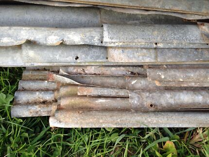 Mini orb and corrugated roofing iron Ridgley Burnie Area Preview