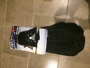 Brand new Star Wars Darth Vader children's costumes