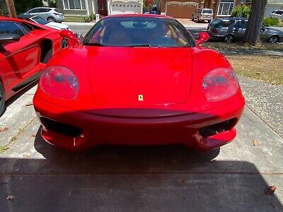 2000 Ferrari 360 MODENA Ferrari 360. 430 355 Porsche turbo Lamborghini Gallardo Corvette z06 Audi R8