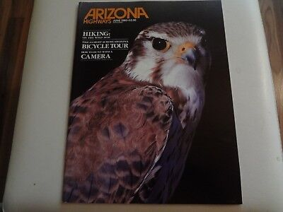 Arizona Highways, June 1985, Hiking on the wild side, How to hunt with a camera
