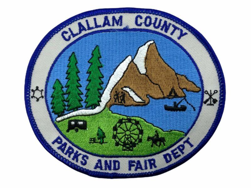 US Callam County Washington Parks & Fair Department Patch