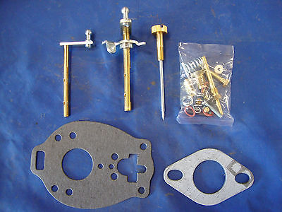 Ford Tractor Marvel Complete Carburetor Kit Tsx428 Tsx580 Naa 600 700 134cid
