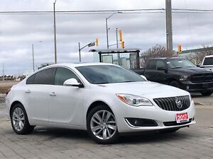 2017 Buick Regal NAV*SUNROOF*AWD*LEATHER