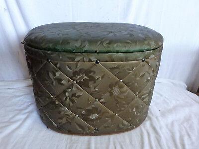 Auflösung--Toller Wäschekorb aus den 50er Jahren--Vintage,Retro...-Ansehen