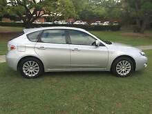 2009 Silver Subaru Impreza Hatchback Excellent condition+Sunroof Woolloongabba Brisbane South West Preview