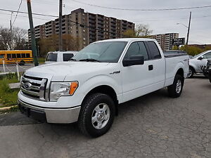 2010 Ford F-150 XLT 4X4 Extended, Brand New Tires