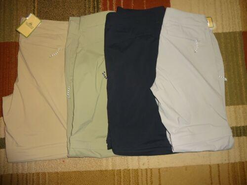 Ultimate Terrain Trailhead Women Convertible Hiking Pants Sz 2 4 6 8 10 12 14 16