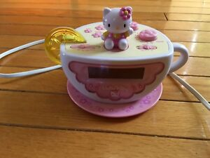 Hello Kitty radio réveil