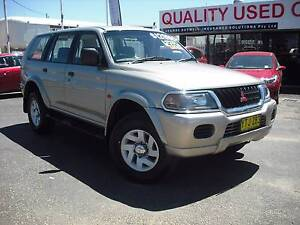 2003 Mitsubishi Challenger Wagon Mudgee Mudgee Area Preview