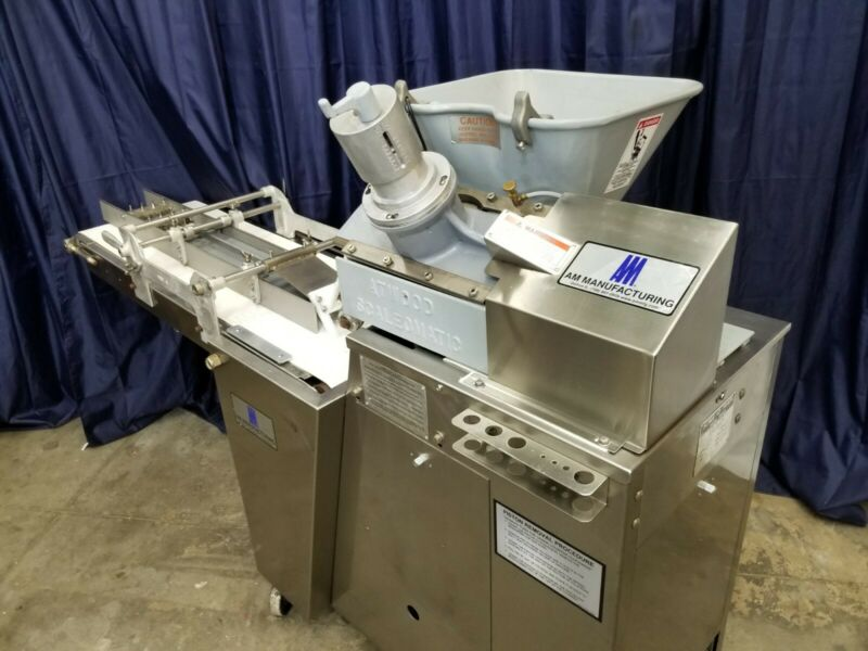 ATWOOD SCALE-O-MATIC S500 Dough Divider AM MANUFACTURING tortilla line