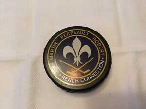 Buffalo Sabres French Connection Hockey Puck