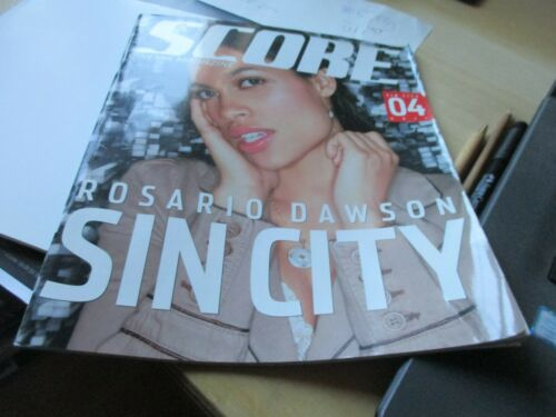 Frank Miller SIN CITY Daily magazine CANNES 2005 handsigned BRITTANY MURPHY!!