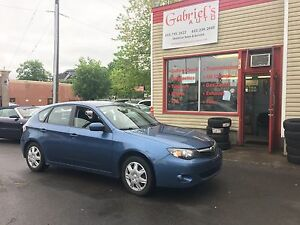 2010 Subaru Impreza 4 DOOR HATCH Hatchback