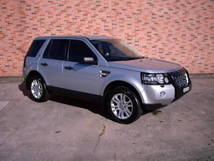 2009 LAND ROVER FREELANDER 2 SE TD4 SUV