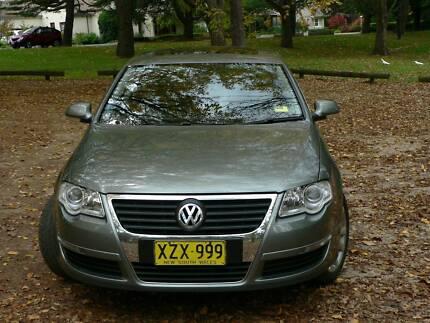 2007 Volkswagen Passat Sedan City North Canberra Preview