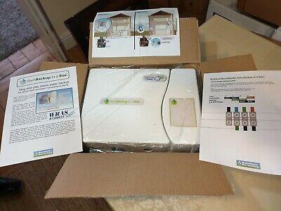 NEW Rain water harvesting Mains Back up kit.Rain Backup in a box RWH-BUB01