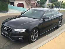 Immaculate 2013 Audi A5 Hatchback (S-Line) Maroubra Eastern Suburbs Preview