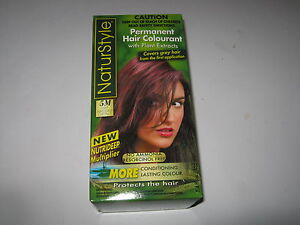 NATURSTYLE-Permanent-Hair-Colourant-Colour-LIGHT-MAHOGANY-CHESTNUT-5M