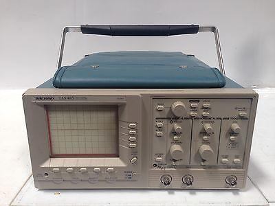 Tektronix Tas465 100 Mhz Two Channel Oscilloscope