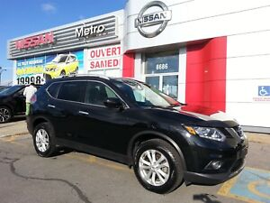 2016 Nissan Rogue SV AWD 4X4 TOIT OUVRANT